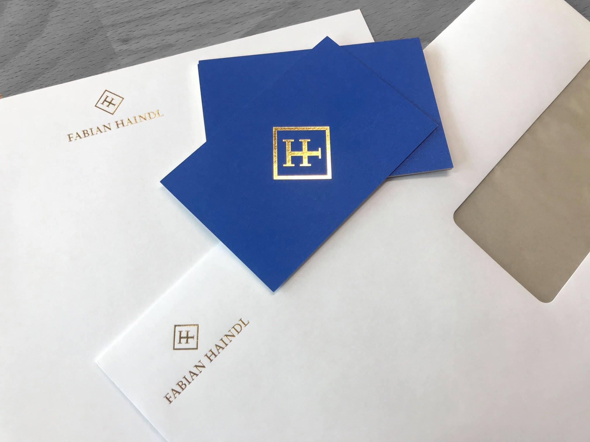 Briefschaften Haindl