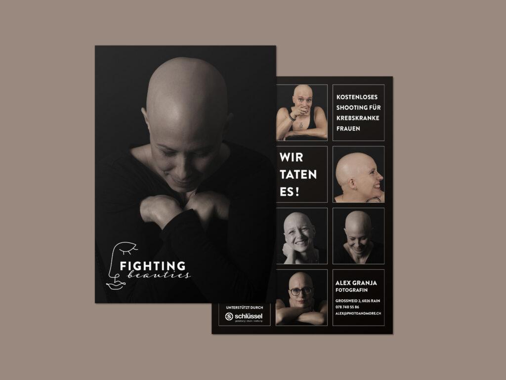 Fighting Beauties, Photoandmore, Karten, Design, Fotoshooting